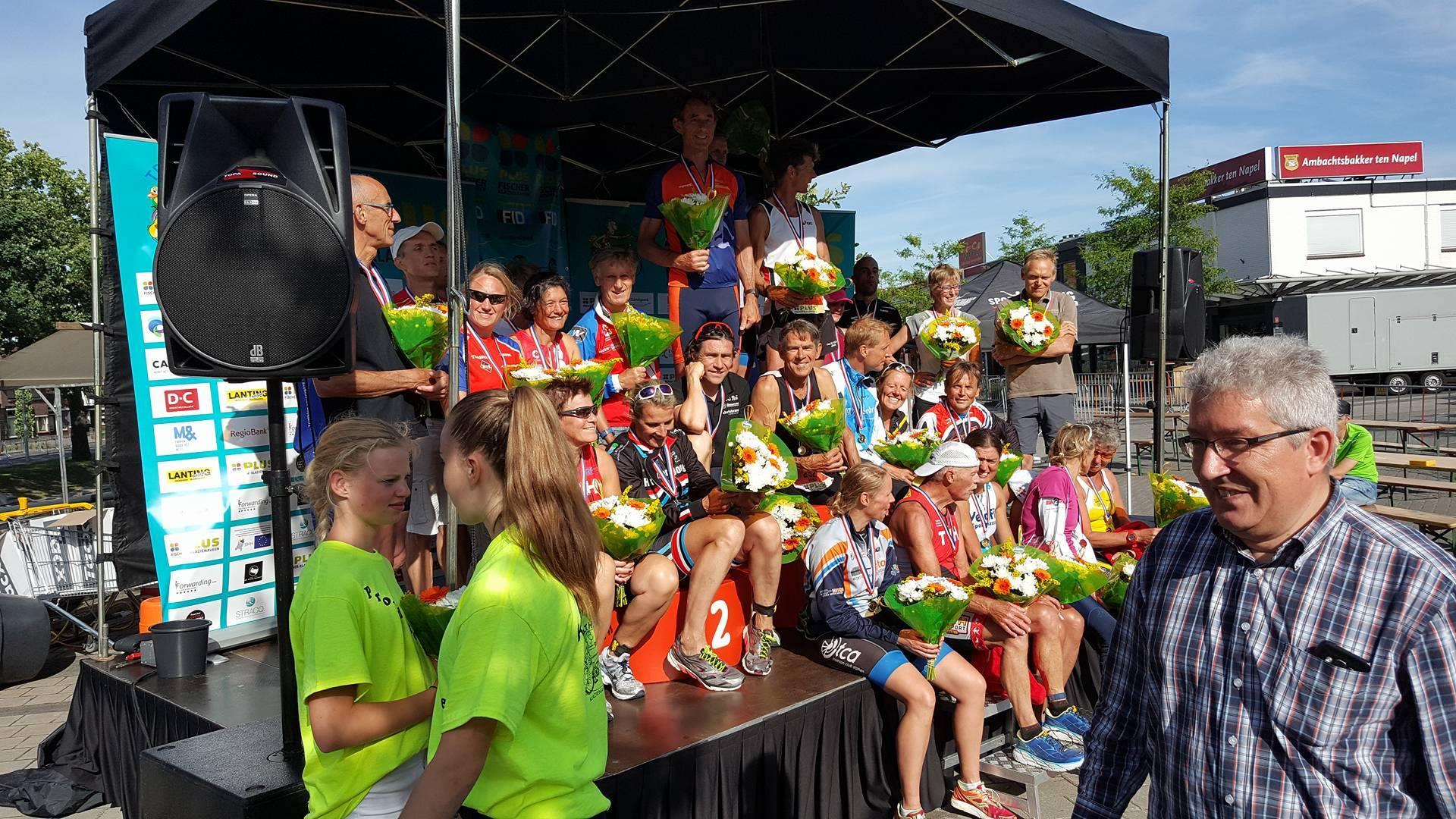 kampioenen Klazienaveen 2016