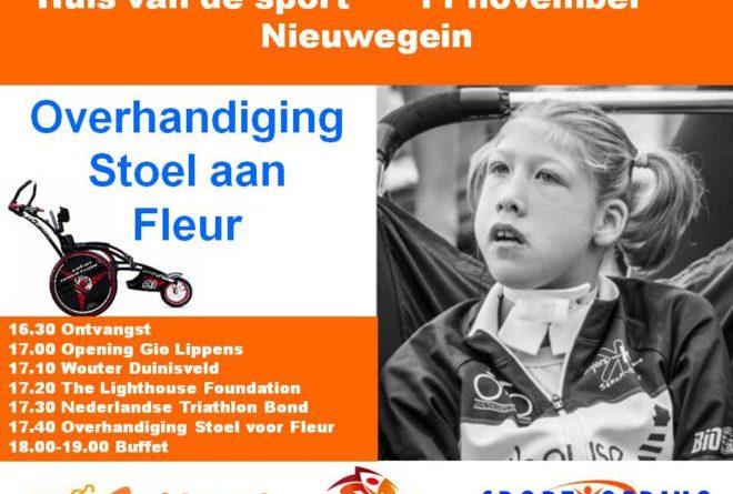Stoel Voor Fleur 11 November De Overhandiging Trikipedia Nl