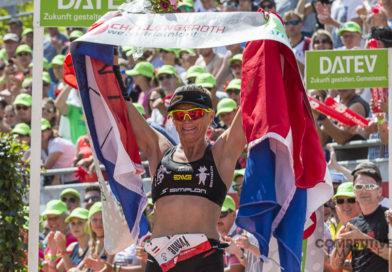 Challenge Roth; Yvonne haar derde hele; verdubbeling prijzengeld
