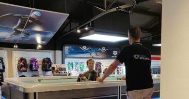 TV opnames van NPO3 bij Triathlonwinkel.nl