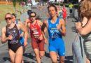 De Maasdijk triathlon; Speedman voor Jacob en Franziska; Eerste rondje Europa WTJ 830