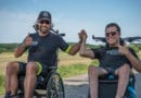 Mathon en Glenn; Met zijn tweeën Ironman Maastricht volbrengen