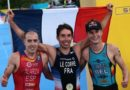 Mooie triathlonpromotie met live het EK Glasgow; Jorik 21e en Donald 40e – WTJ 874