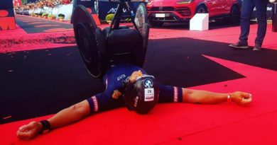 DNF Martijn in Italiaanse Ironman; World Cup Weihai; Zwolle voor Matthijs en Sarah-Lynn – WTJ 921