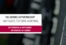 Zaterdag 6 oktober uitverkoop wetsuits bij Triathlonwinkel