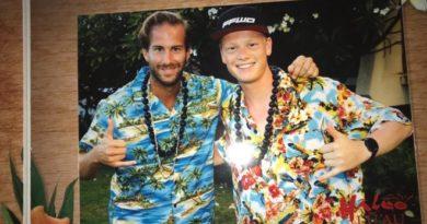 Terugblik Hawaii met Toms crew; Einde carrière Hanneke; Louisville; Sarasota; TNC WTJ 951