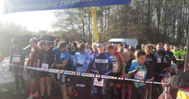 Alles over de zonnige crossduathlons Pijnacker en Maastricht; cyclo-Shirin  WTJ 987