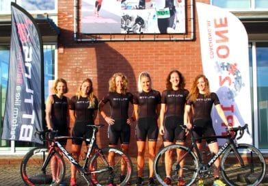 Zes triatletes Tri2one Coaching staan nu al op scherp voor de Eredivisie Teamcompetities