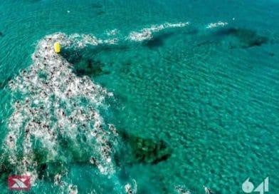 Weertje om het open water in te duiken; Xterra Greece en Groene Loper Run – WTJ 1139