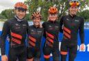Mixed Relay Edmonton; Nieuw Zeeland wint, Nederland 8e plaats -RTJ 16
