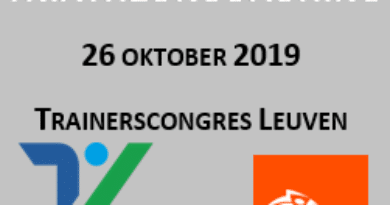 Triathloncongres 26 oktober 2019; Raising the level of triathloncoaching.