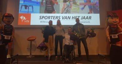 Rachel, Jetze, Silke en Machiel triomferen bij sportverkiezingen NTB; Anna van der Breggen meteen winnares in Oldebroek – WTJ 1365