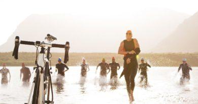 Hoe zien triathlons er in het 'nieuwe normaal' uit? Geen Muur; Hjetze, Daniëlle en Kristof – WTJ 1503