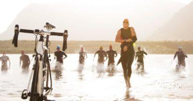 Hoe zien triathlons er in het 'nieuwe normaal' uit? Geen Muur; Jetze, Daniëlle en Kristof – WTJ 1503