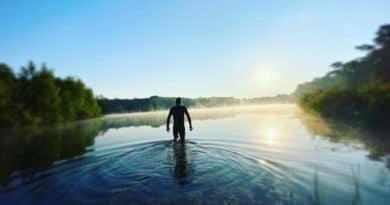 Extreme Triathlon houdt het extreem kleinschalig; München voor het EK 2022 – WTJ 1535
