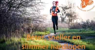 Trispiration met 52 deelnemers in vrouwen Triathlon competitie en de Webinar van Mei; beter, sneller en slimmer harlopen.