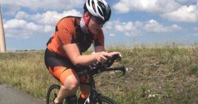 Marloes Vos, adaptive triathlete (3) : Vallen en opstaan!