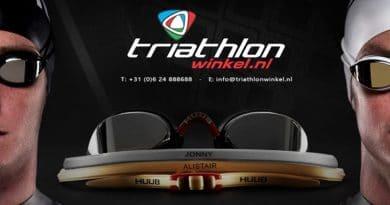 Triathlonwinkel: HUUB zwemtas actie en de nieuwe Brownlee zwembrillen