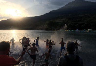 Edo en Joyce winnen de Camping Triathlon La vieille ferme in Embrun – WTJ 1587