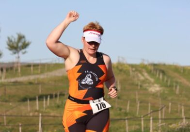 Marloes Vos, adaptive triathlete (6): NK paratriathlon – powerfull!