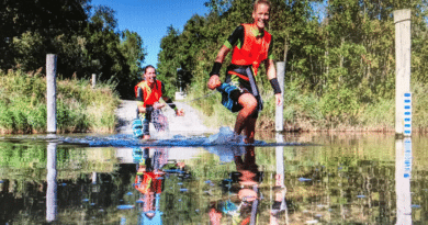Preview derde SwimRun Lauwersoog; 46 jaar Triathlon – WTJ 1632