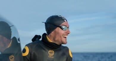 Het nieuwe wetsuit van deboer : Ocean 1.0
